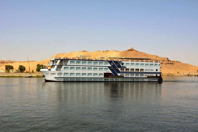 Private 7-Night Cairo, Luxor, and Nile Cruise
