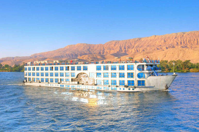 7 nights Nile Cruise