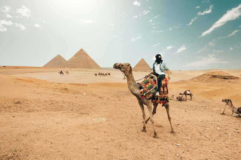 Best of Egypt Tour 7 Days Discover Cairo & Nile Cruise With Flights