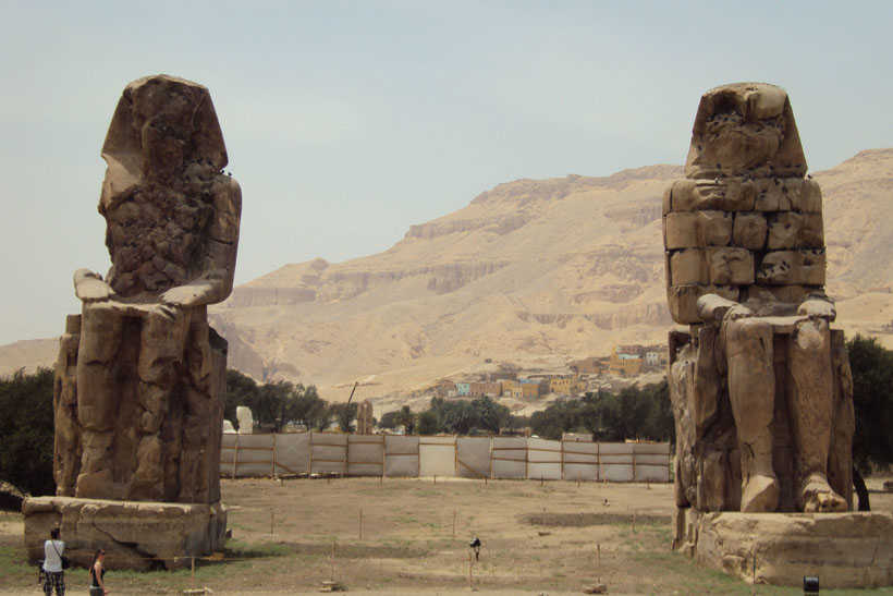 7-Tour to Cairo, Aswan, Luxor and Hurghada