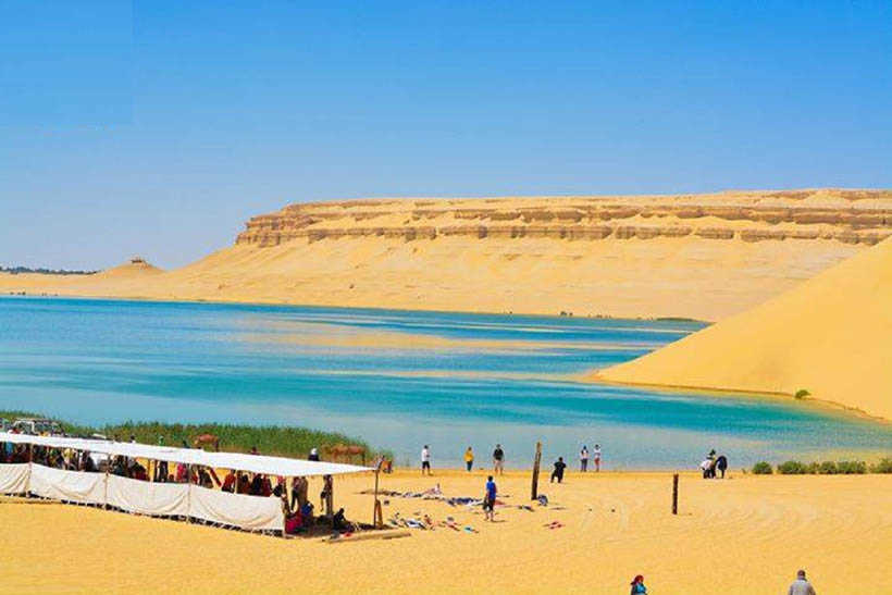 6 Days Tour of Cairo, Alexandria and Fayoum